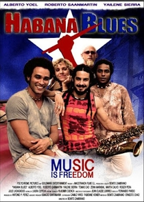 Habana Blues - Poster / Capa / Cartaz - Oficial 2