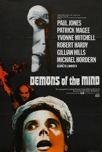 Demônios da Mente - Poster / Capa / Cartaz - Oficial 1