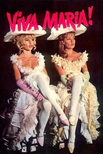 Viva Maria! - Poster / Capa / Cartaz - Oficial 7