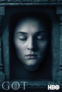 Game of Thrones (6ª Temporada) - Poster / Capa / Cartaz - Oficial 10