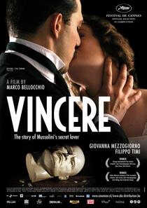Vincere - Poster / Capa / Cartaz - Oficial 2