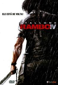 Rambo IV - Poster / Capa / Cartaz - Oficial 3