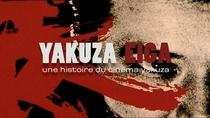 A Yakuza No Cinema - Poster / Capa / Cartaz - Oficial 1