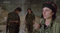 Curdistão: Garotas em Guerra - Poster / Capa / Cartaz - Oficial 2