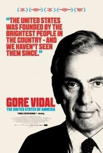 Gore Vidal e Os Estados Unidos da Amnésia - Poster / Capa / Cartaz - Oficial 1