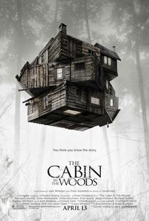 O Segredo da Cabana - Poster / Capa / Cartaz - Oficial 1
