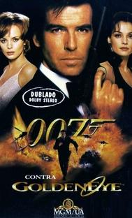 007 - Contra GoldenEye - Poster / Capa / Cartaz - Oficial 4