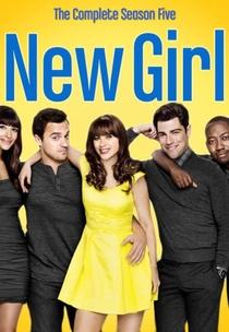 New Girl (5ª Temporada) - Poster / Capa / Cartaz - Oficial 3