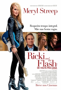 Ricki and the Flash: De Volta Pra Casa - Poster / Capa / Cartaz - Oficial 2