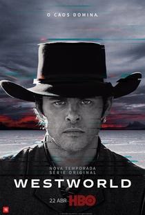 Westworld (2ª Temporada) - Poster / Capa / Cartaz - Oficial 4