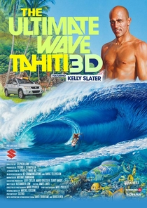 The Ultimate Wave Tahiti - Surfando em Ondas Gigantes - Poster / Capa / Cartaz - Oficial 3