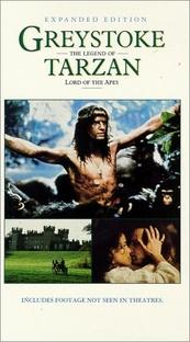 Greystoke - A Lenda de Tarzan, O Rei da Selva - Poster / Capa / Cartaz - Oficial 3