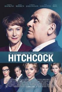 Hitchcock - Poster / Capa / Cartaz - Oficial 4