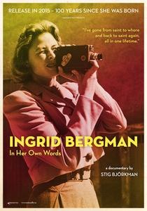 Eu Sou Ingrid Bergman - Poster / Capa / Cartaz - Oficial 3