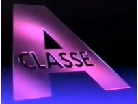 Classe A - Poster / Capa / Cartaz - Oficial 1