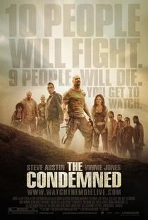 Os Condenados - Poster / Capa / Cartaz - Oficial 2