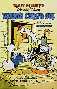 Donald's Cousin Gus  - Poster / Capa / Cartaz - Oficial 1