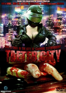 Taeter City - Poster / Capa / Cartaz - Oficial 1
