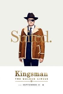 Kingsman: O Círculo Dourado - Poster / Capa / Cartaz - Oficial 10
