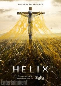 Helix (2ª temporada) - Poster / Capa / Cartaz - Oficial 1