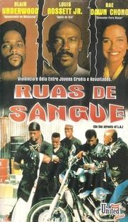 Ruas de Sangue - Poster / Capa / Cartaz - Oficial 1