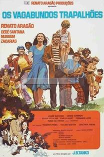 Os Vagabundos Trapalhões - Poster / Capa / Cartaz - Oficial 1