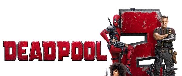Deadpool 2 direto do cinema pro NOW!