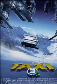 Táxi 3 - Poster / Capa / Cartaz - Oficial 1