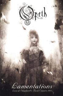 Opeth: Lamentations - Poster / Capa / Cartaz - Oficial 1