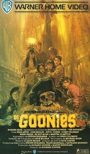 Os Goonies - Poster / Capa / Cartaz - Oficial 4