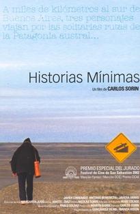 Histórias Mínimas - Poster / Capa / Cartaz - Oficial 2
