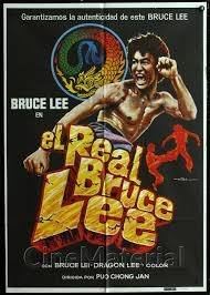 The Real Bruce Lee - Poster / Capa / Cartaz - Oficial 4