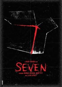 Seven: Os Sete Crimes Capitais - Poster / Capa / Cartaz - Oficial 6
