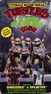 Teenage Mutant Ninja Turtles: Coming Out of Their Shells Tour (Teenage Mutant Ninja Turtles: Coming Out of Their Shells Tour)