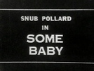 Compras para o bebê (Some baby)
