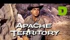 Apache Territory (Western starring Rory Calhoun)