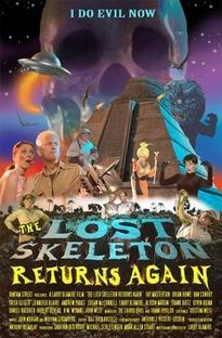 The Lost Skeleton Returns Again - Poster / Capa / Cartaz - Oficial 2