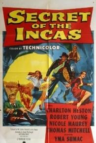 O Segredo dos Incas - Poster / Capa / Cartaz - Oficial 1