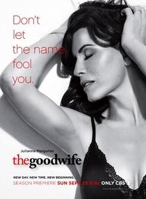 The Good Wife (3ª Temporada) - Poster / Capa / Cartaz - Oficial 2