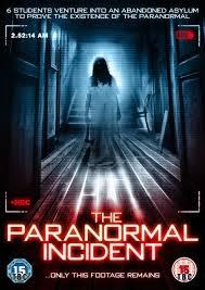 Paranormal Incident - Poster / Capa / Cartaz - Oficial 3