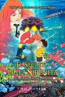 Ponyo: Uma Amizade que Veio do Mar - Poster / Capa / Cartaz - Oficial 35