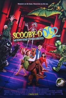 Scooby-Doo 2: Monstros à Solta - Poster / Capa / Cartaz - Oficial 3