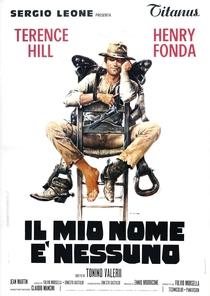 Meu Nome é Ninguém - Poster / Capa / Cartaz - Oficial 1