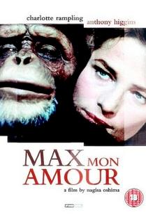 Max, Meu Amor - Poster / Capa / Cartaz - Oficial 2