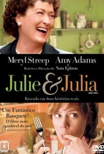 Julie & Julia - Poster / Capa / Cartaz - Oficial 1