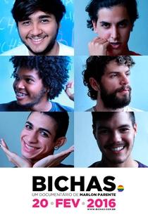 Bichas, O Documentário - Poster / Capa / Cartaz - Oficial 1