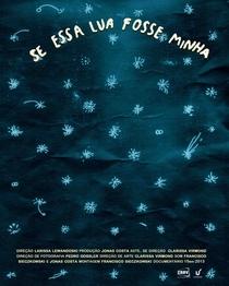 Se Essa Lua Fosse Minha - Poster / Capa / Cartaz - Oficial 1