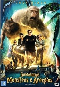 Goosebumps - Monstros e Arrepios - Poster / Capa / Cartaz - Oficial 9
