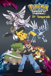 Pokémon (13ª Temporada) - Poster / Capa / Cartaz - Oficial 1