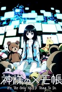 Kamisama no Memochou - Poster / Capa / Cartaz - Oficial 4